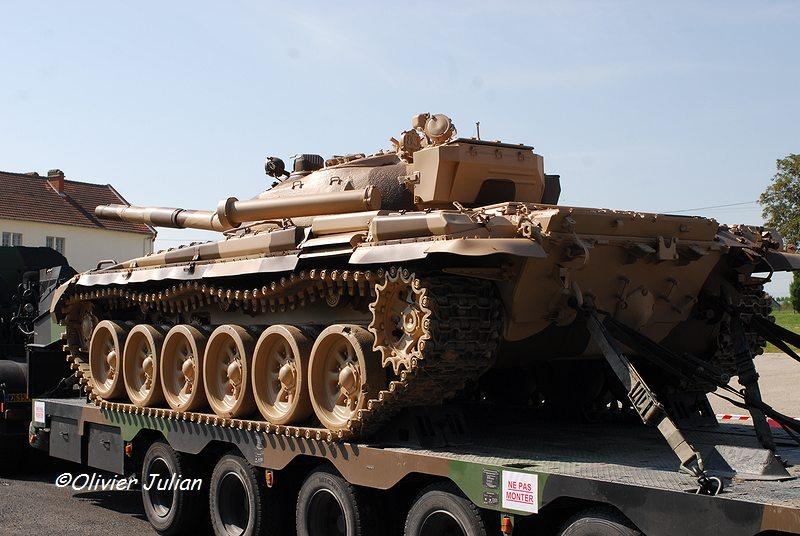 T72 Irakien  Tourelle DSC_6497